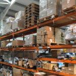 JCB Parts Warehouse 3