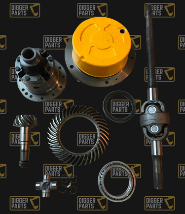 JCB Replacement Parts | Digger Parts Ltd