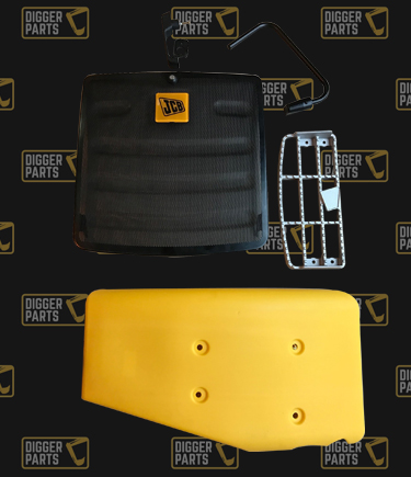 JCB Bodywork Replacement Parts