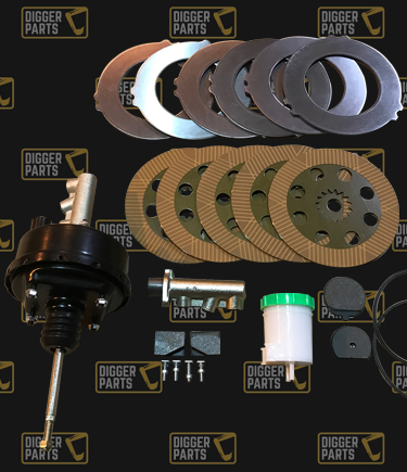 JCB Brake Replacement Parts