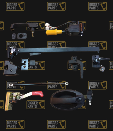 JCB Cab Replacement Parts