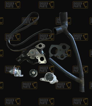JCB Replacement Hoses and Gaskets