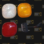 JCB Replacement Indicator Lenses