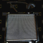 JCB Replacement Radiator